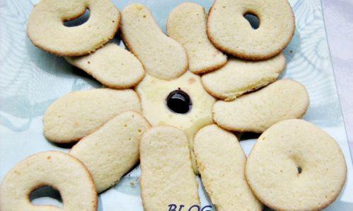 BISCOTTINI DI NOVARA Ricetta dolce semplicissima e  senza burro