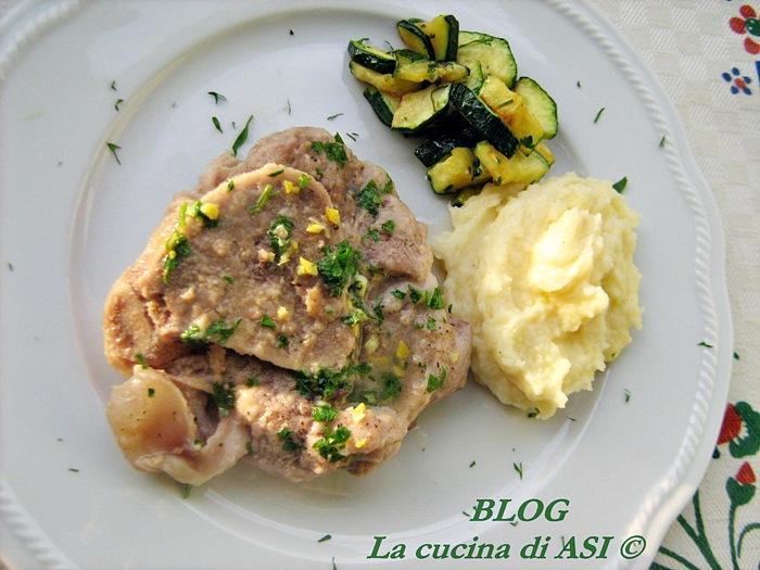 ricette ossibuchi in gremolada - le ricette di giallozafferano - Come Cucinare Gli Ossibuchi Di Manzo