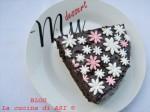 torta cioccolatosa la cucina di ASI