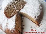 torta icon farina integrale e mirtilli La cucina di ASI