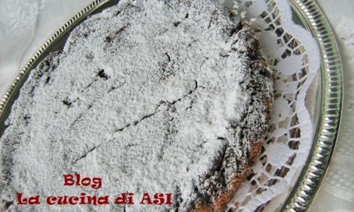 TORTA DI RICOTTA, CAFFE' e CIOCCOLATO Ricetta dolce