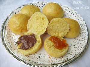 panini dolci La cucina di ASI