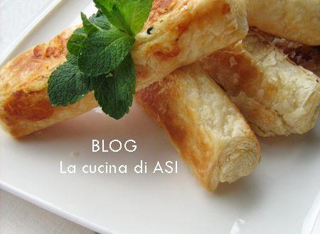 SIGARI ALLA FETA Ricetta antipasto/aperitivo