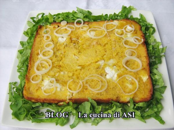 PISPILI Torta salata etnica