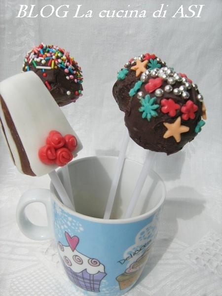 lollipops dolci La cucina di ASI