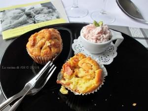 mortadella pistacchi muffin La cucina di ASI © 2014