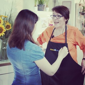 GUARDA IL VIDEO….IN CUCINA CON SONIA A GIALLOZAFFERANO!!!WOW