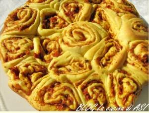 torta rose salata de La cucina di ASI