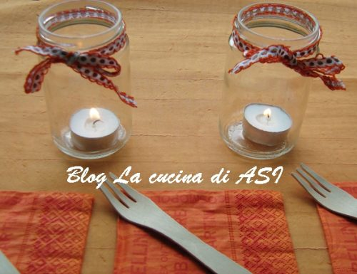 LANTERNE CASALINGHE PER CENA/BUFFET  Non food