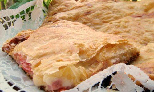 LA PARIGINA NAPOLETANA Ricetta torta salata