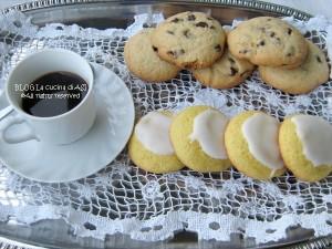 biscotti limone e cioccolato La cucina di ASI