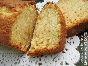 CAKE cocco limone La cucina di ASI