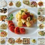 Collage primi di pesce LA cucina di ASI