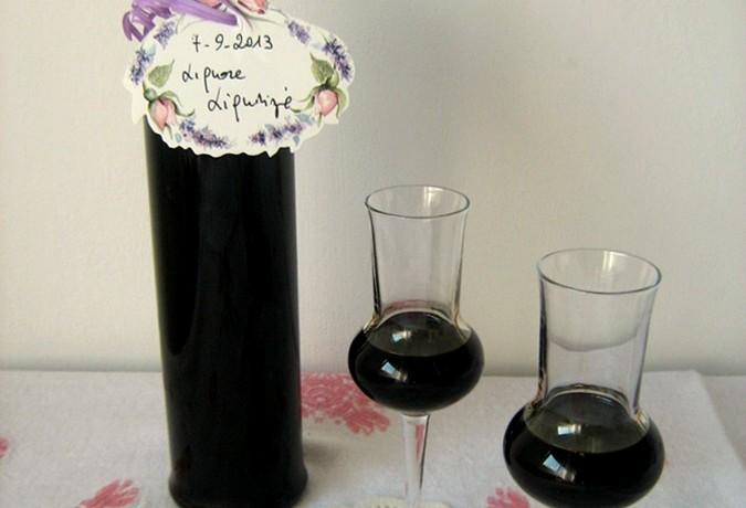LIQUORE ALLA LIQUIRIZIA Ricetta liquori di casa