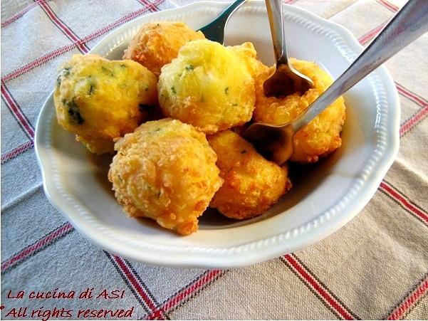 PALLINE DI MOZZARELLA Ricetta finger food /antipasto