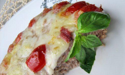 PIZZA DI CARNE Ricetta secondo di carne