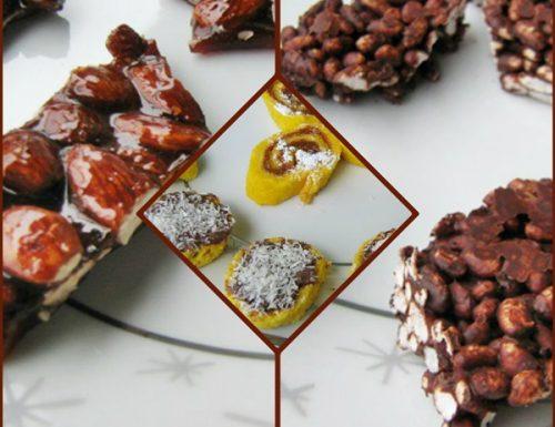 GIRELLE CIOCORI' E CROCCANTE Ricette dolcetti