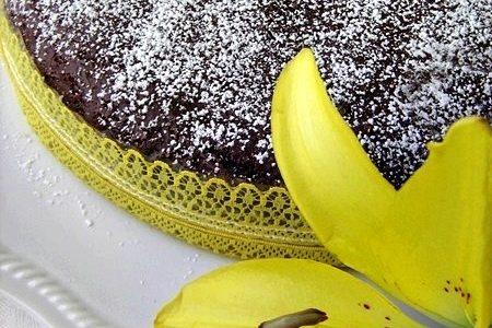 TORTA BILBOLBUL Ricetta dolce al cioccolato senza  uova senza burro