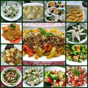 contorni e insalate