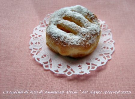 MINI STRUDEL DI MELE Ricetta finger food