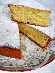 torta con la marmellata di limoni