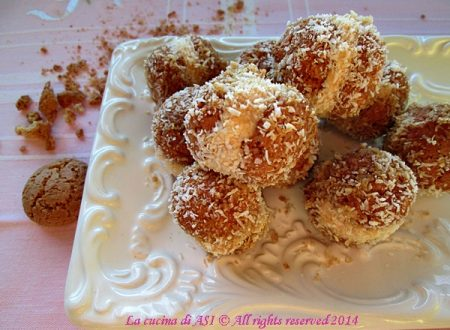 FINGER FOOD DOLCE Ricetta dolcetti veloci e facili