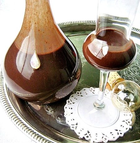 LIQUORE AL CACAO Ricetta liquore casalingo