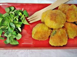 crocchette di baccalà La cucina di ASI