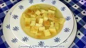 zuppa imperiale La cucina di ASI