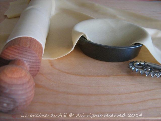 La pasta matta de La cucina di ASI