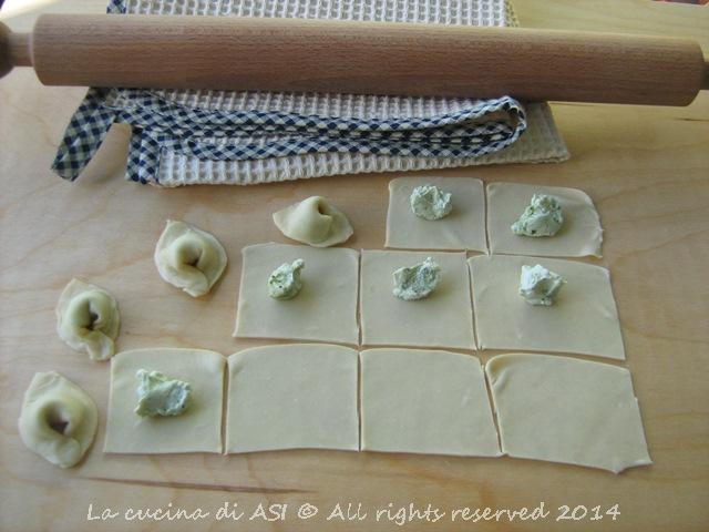 Pasta matta La cucina di ASI