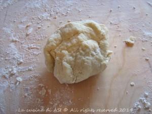 Pasta matta olio e acqua La cucina di ASI