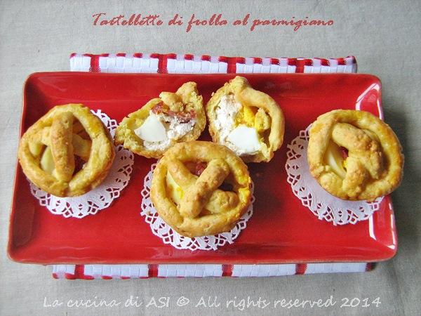 frolla al parmigiano La cucina di ASI