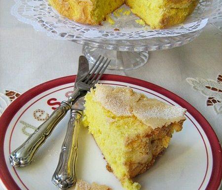 TORTA SAVOIA Ricetta dolce senza burro e senza lievito