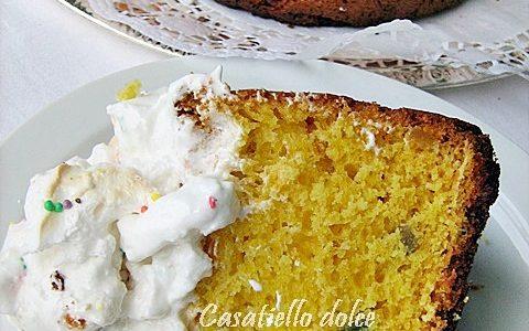 CASATIELLO DOLCE Ricetta lievitato dolce