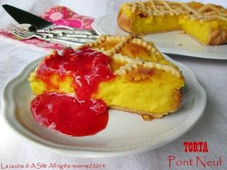 torta pont -neuf