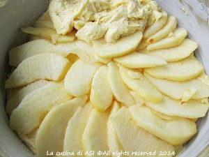 torta di mele La cucina di ASI