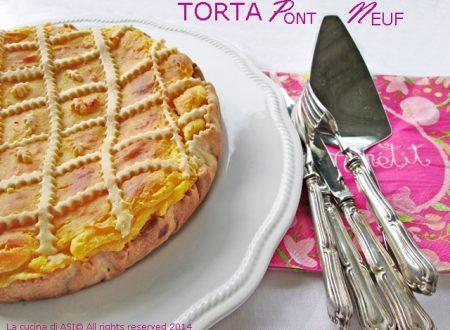 TORTA PONT-NEUF Ricetta dolce
