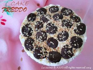 CAKE FREDDO CIOCCOLATO NOCCIOLE La cucina di ASI