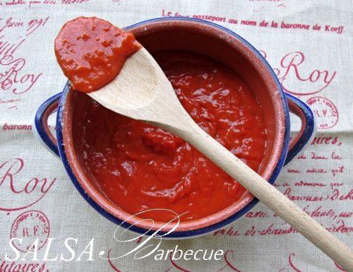 SALSA BARBECUE Ricetta condimento