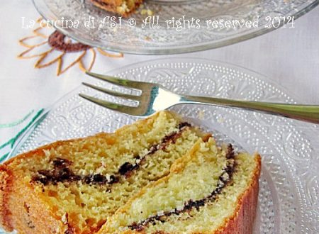 TORTA SEMPLICE FARCITA Ricetta dolce