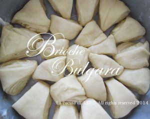 brioche bulgara Foto 7 La cucina di ASI