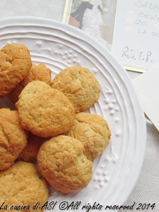cookies salati de la cucina di ASI