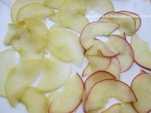 roselline alle mele La cucina di ASI ft 3