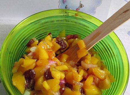 CHUTNEY DI MANGO Ricetta  speziata casalinga