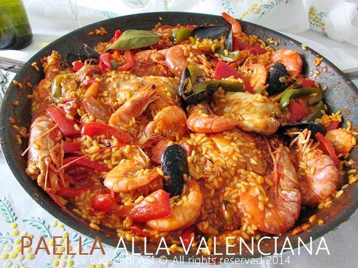 LA-PAELLA-ALLA-VALENCIANA-La-cucina-di-ASI1