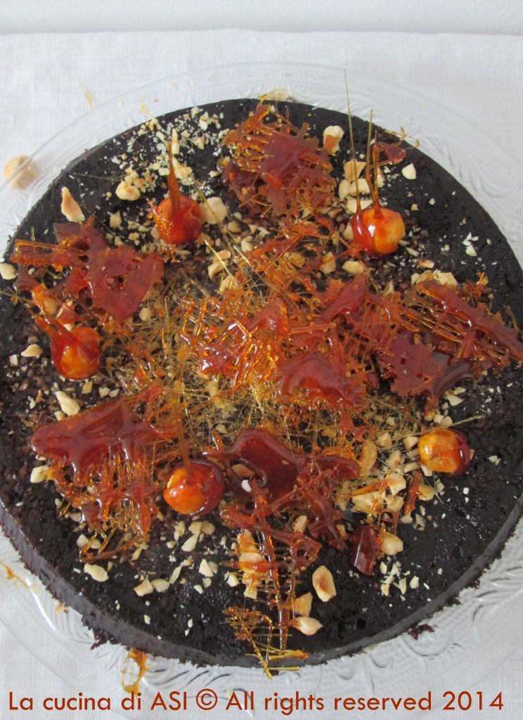 cioccolato, nocciole caramello La cucina di ASI 2014