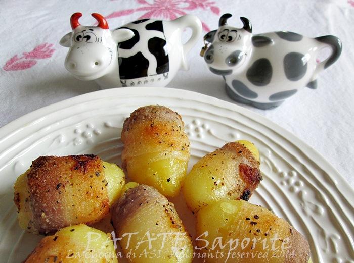 le patate saporite de La cucina di ASI 2014