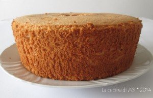 angel cake foto 7 LA CUCINA DI ASI 2014