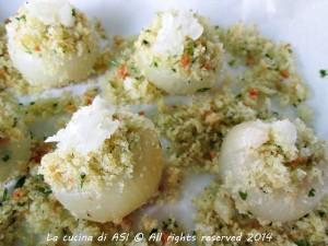 cipolle aromatiche La cucina di ASI 2014